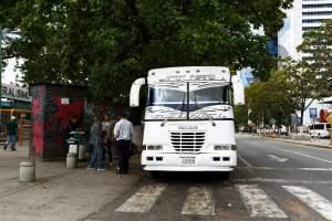 Recorrido Pasajes Guarenas-Guatire (Caracas) - Kesmish R. Duarte (6-1-2020)