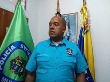 Comisionado Agregado José Gregorio Landaez