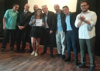 Alcaldía de Los Salias y Concejo Municipal reconoció a jóvenes sanantoñeros