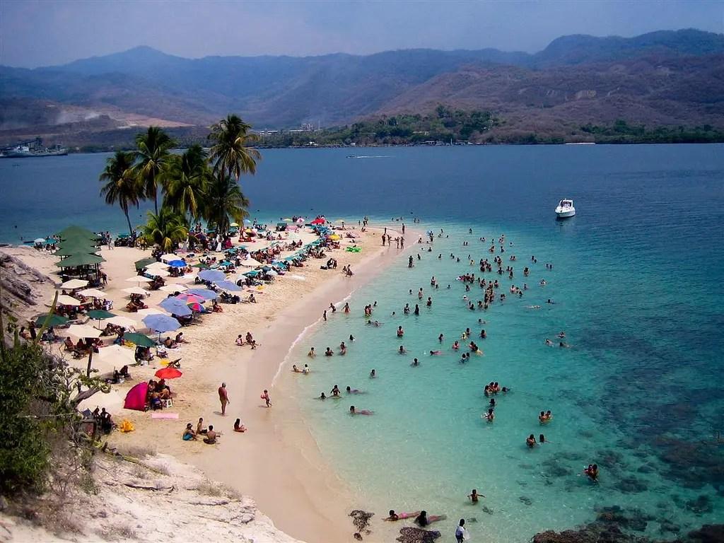 Isla de Plata: Edén del oriente venezolano - La Voz
