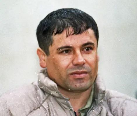 """El imperio de la droga de """"El Chapo"""" Guzmán se extiende a lo largo de América del Norte y llega a Europa y Australia Foto: AP"""