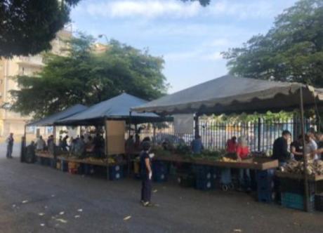 Cuarentena ha acrecentado mercados populares en Los Dos Caminos