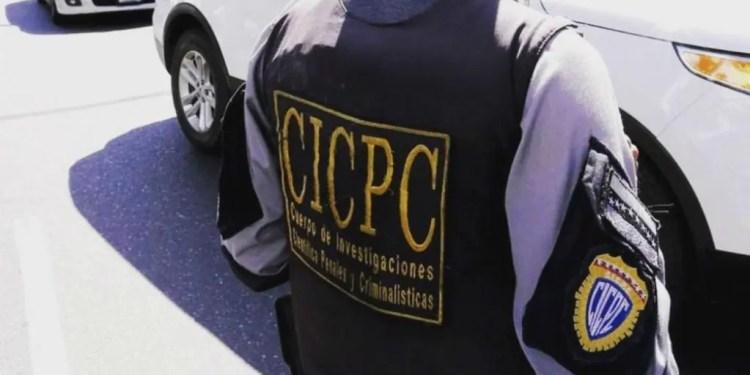 Los funcionarios del Cicpc fueron hasta Filas de Mariche a capturar al violador, pero este se resistió