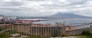 Belvedere di Napoli da monte Echia