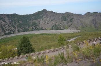 La valle del Gigante ed il Monte Somma