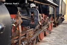 locomotiva a vapore FS 480.017 (Costruite dal 1923) - particolare