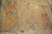 affresco cinquecento chiesa precedente santi filippo e giacomo