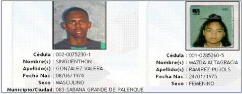 Nombres raros colombianos 5