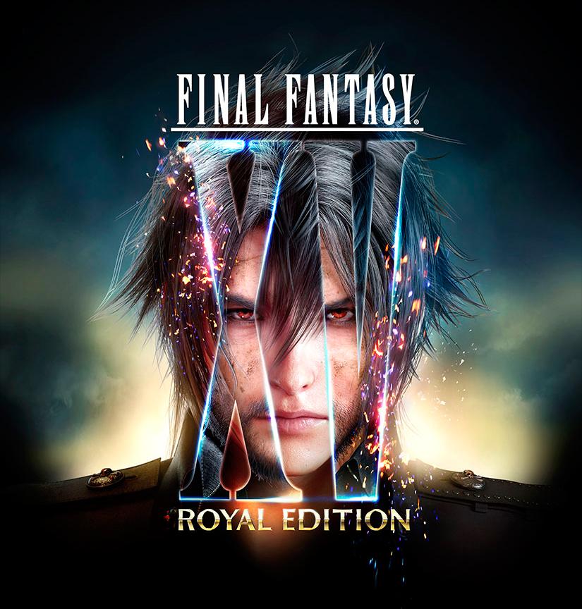 videojuegos final fantasy xv