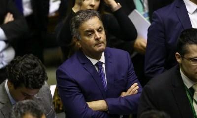 Gilmar Mendes arquiva inquérito contra Aécio Neves no caso Furnas