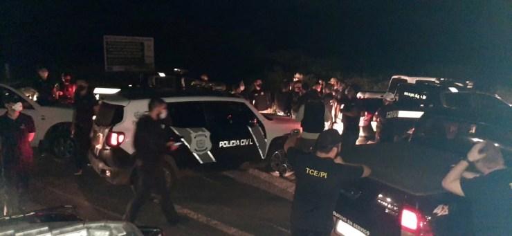 Polícia Civil deflagra operação e cumpre mandados em Paulistana