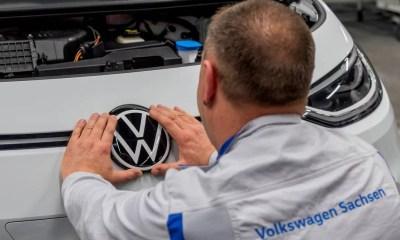 Volkswagen suspende produção no país por causa da pandemia