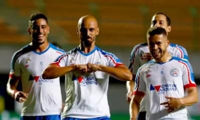 Bahia goleia Manaus e se classifica na Copa do Brasil