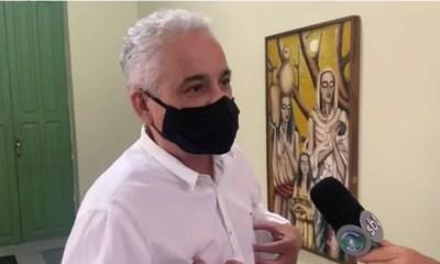 'Dinheiro bloqueado pela Justiça era para comprar oxigênio, diz Robert Rios
