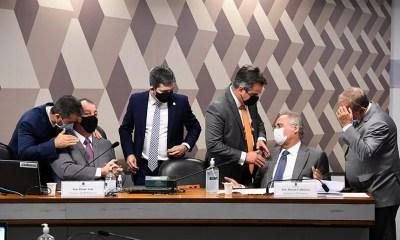 CPI tem bate-boca e aprova convocação de Queiroga e ex-ministros da Saúde