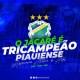 Altos vence o Fluminense-PI e conquista o tricampeonato piauiense
