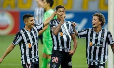 Libertadores: Atlético-MG faz 4 a 0 no La Guaira