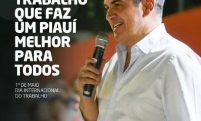 Senador Ciro Nogueira diz que trabalho faz um Piauí melhor