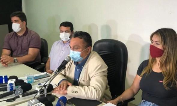 Vereador Dudu dá início aos trabalhos da CPI do Transporte Público