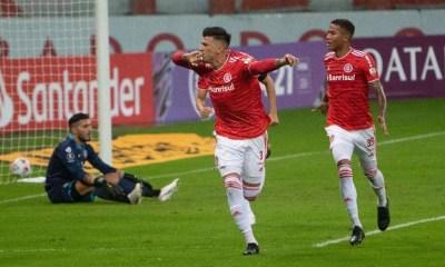 Inter goleia Olimpia por 6 a 1 na Libertadores