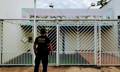 PF deflagra operação para investigar fraudes previdenciárias no Norte do Piauí