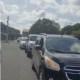 Professores fazem carreata e buzinaço em Guadalupe por pagamento de precatórios do Fundef