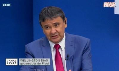 Canal Livre: Brasil fracassou no Plano Nacional de Imunização, afirma Wellington Dias
