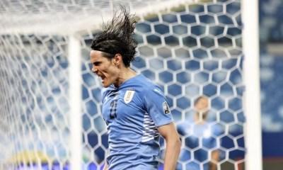 Uruguai derrota Bolívia na Copa América