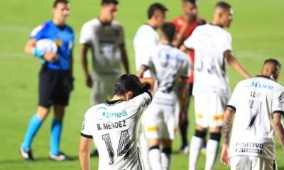 Copa do Brasil: Corinthians empata com o Atlético-GO e está eliminado