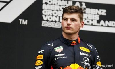 Verstappen passa Hamilton no fim e vence o GP da França