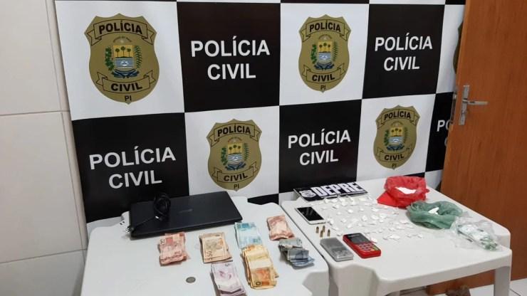 Polícia Civil deflagra operação contra o tráfico de drogas no Piauí
