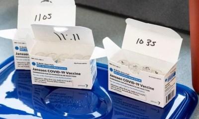 EUA anunciam doação ao Brasil de 3 milhões de doses da vacina da Janssen