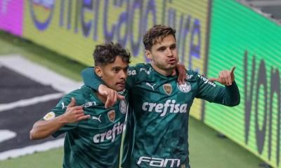 Palmeiras vence o Fluminense e garante mais uma rodada na liderança