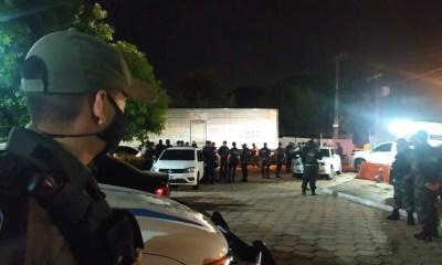 Secretaria de Segurança deflagra operação para combater facções no Piauí