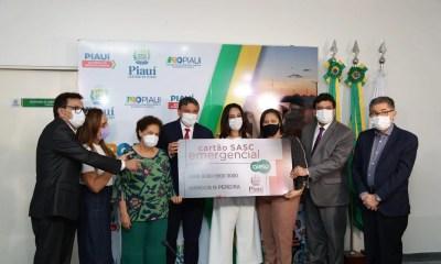 Governo lança Cartão Sasc Emergencial e beneficiará 15 mil famílias