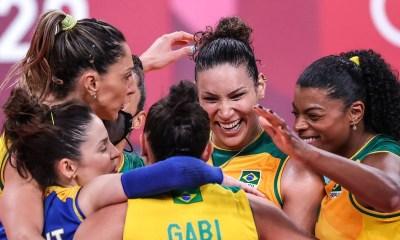 Tóquio: Brasil derrota a Rússia e avança para semifinais