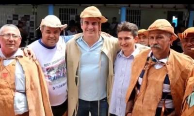 Ministro Ciro Nogueira participa do Dia do Vaqueiro em União