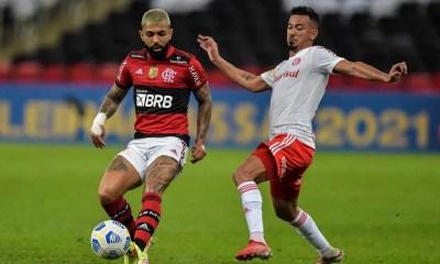 Inter faz 4 a 0 no Maracanã e encerra invencibilidade de Renato no Flamengo