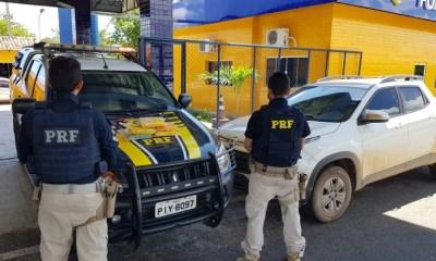 PRF prende dupla com cocaína avaliada em mais de R$ 1,2 milhão em Piripiri