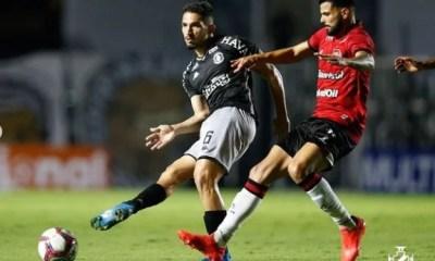 Vasco e Brasil de Pelotas empatam pela Série B