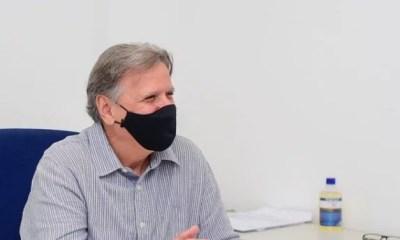 Vereador Renato Berger é diagnosticado com Covid-19