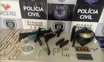 GRECO prende acusado de assalto a banco no Piauí