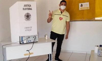 Wilson Gomes é eleito prefeito de Juazeiro do Piauí