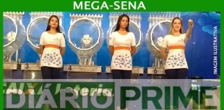 Mega Sena / Montagem / Diário Prime