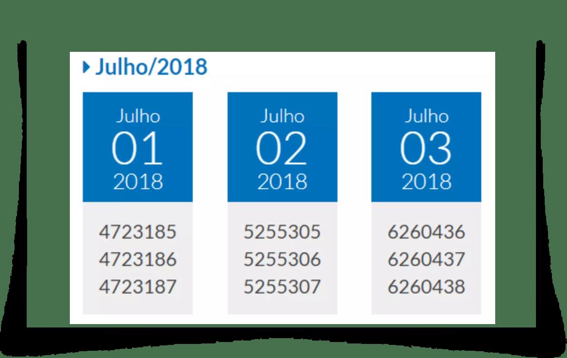Resultado daTele Sena Dia dos Pais Prêmio Todo Dia 01 até 03 de julho