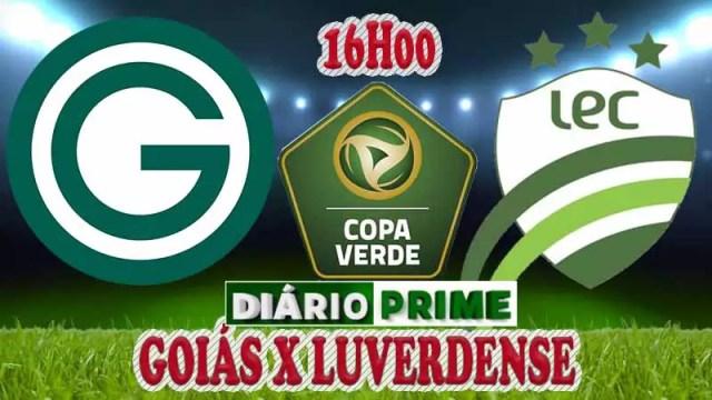Saiba como onde assistir jogo do Goiás x Luverdense ao vivo online nesta Quarta-Feira (11/09) / Crédito montagem imagem: Robson L.