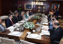 En su encuentro anual con directores de medios de comunicación, Simón Lizardo Mézquita señaló que Banreservas mantiene la base de clientes y red comercial más grande e importante del sistema