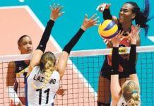 Turquía derrota 3-1 a RD en Liga de Naciones en voleibol