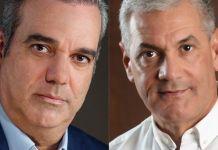Junta lectoral proclama a Gonzalo y Abinader ganadores primarias
