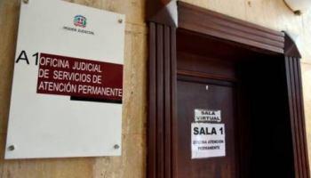Mandan a prisión pareja acusada de matar hombre en tribunal